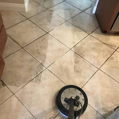 Grout Seal Floor